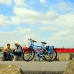 Am Ostseeradweg entlang